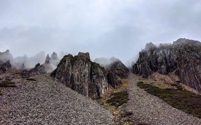 The Celestial Treasure Mountain Crest